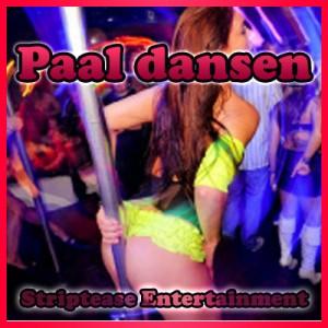 Paal dansen | Striptease Entertainment