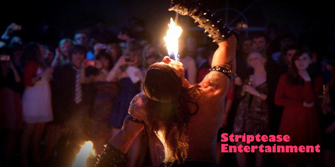 striptease-entertainment - sexy vuurshows